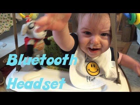 Bluetooth Headset Daddy's Daycare Tips - TLCSchools Plano TX uploaded to TLCSchools.com Texas