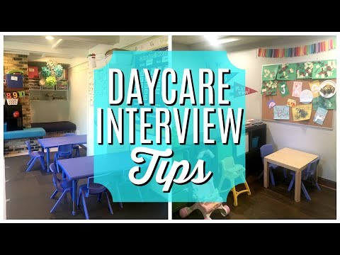 Daycare Interview Tips Child Care Provider Tips - Plano TX uploaded to TLCSchools.com Texas