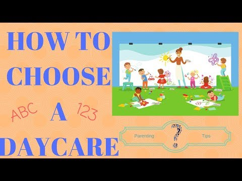 How To Choose A Daycare For Your Child Parenting Tips - TX uploaded to TLCSchools.com Texas