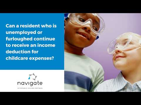 Income Deduction For Childcare Expense During Covid-19 TX, Uploaded to Category: Daycare & COVID 19. Tags: Childcare Expenses, Coronavirus, Covid 19, Deductions, Hud.