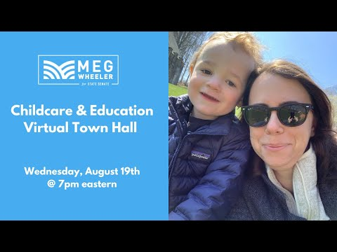 Town Hall: Childcare & Education In The Wake Of Covid TX, Uploaded to Category: Daycare & COVID 19. Tags: No tags.