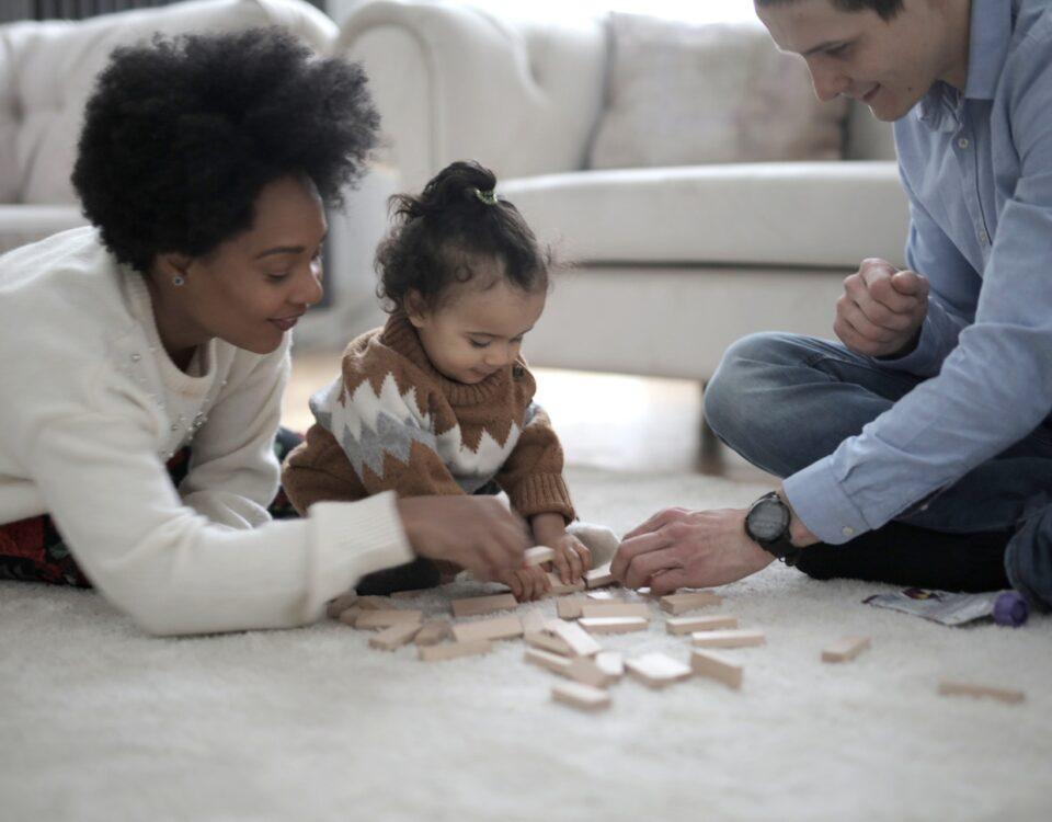 encouraging learning in infants