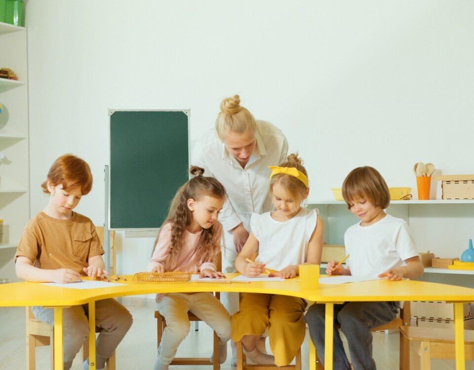 language acquisition in preschool
