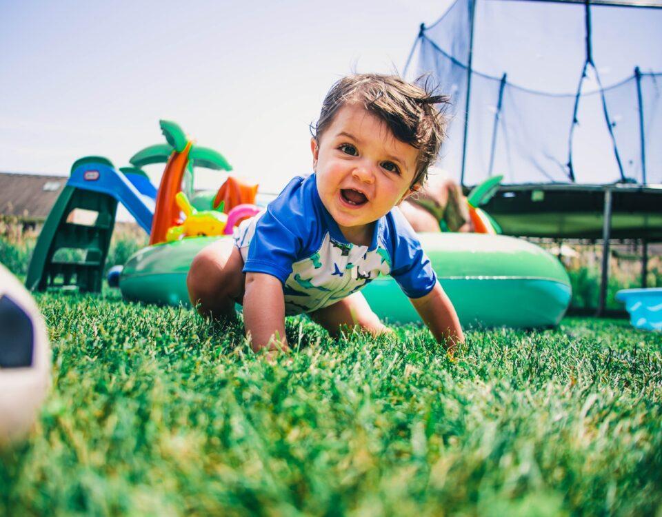 goals of infant childcare